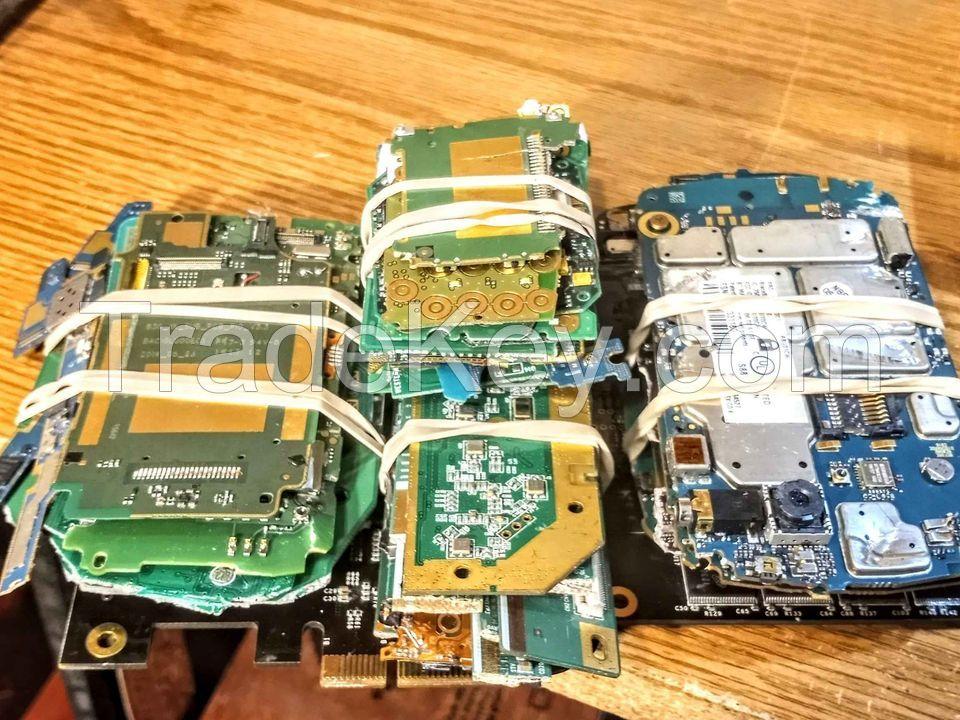 RAM SCRAP _ Computer Motherboard Scrap _ CPU SCRAP