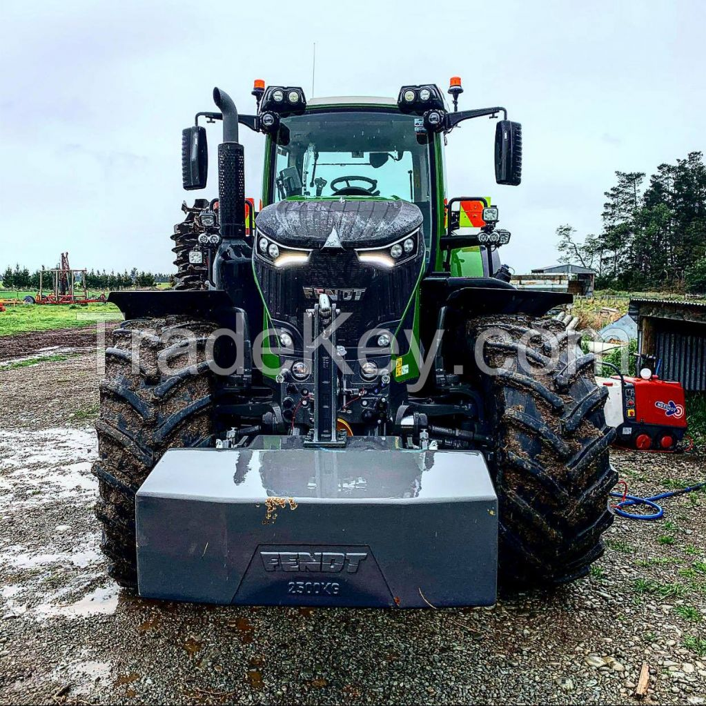NEW AND USED AGRICULTURAL FARM TRACTORS