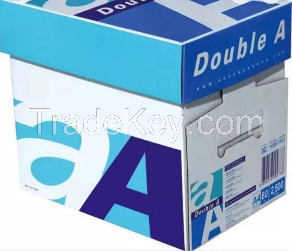 Double A4 Copy Paper 80gsm 75gsm 70gsm