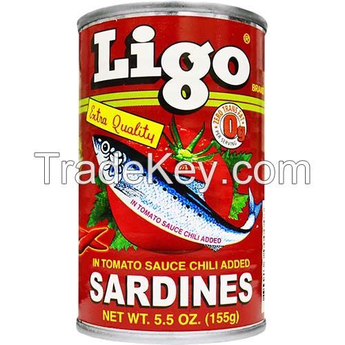 Canned Food Delicious Healthy In Vegetable Oil High Quality Canned Sardine Can Tin Fish