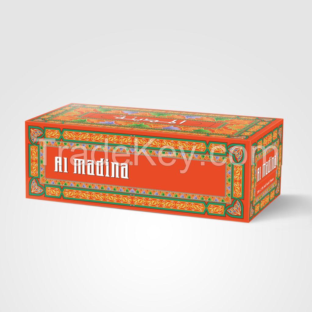 Al Madina Facial tissue paper