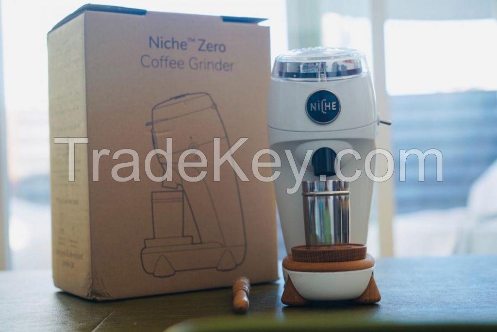New Niche Zero Coffee Grinder Now