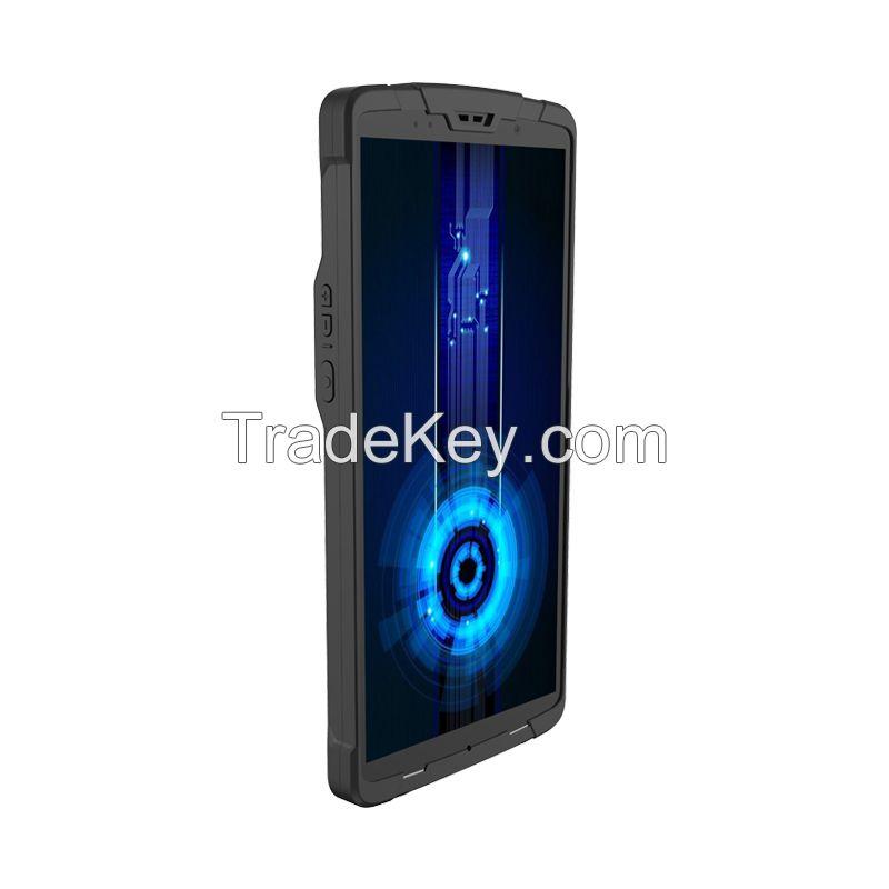 Handheld Android Barcode Scanner 4G LTE Wireless Handheld Express Scanner