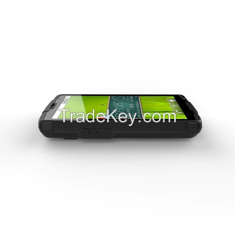 Handheld UHF Reader Rugged Handheld Cordless Laser 2D Barcode Scanner