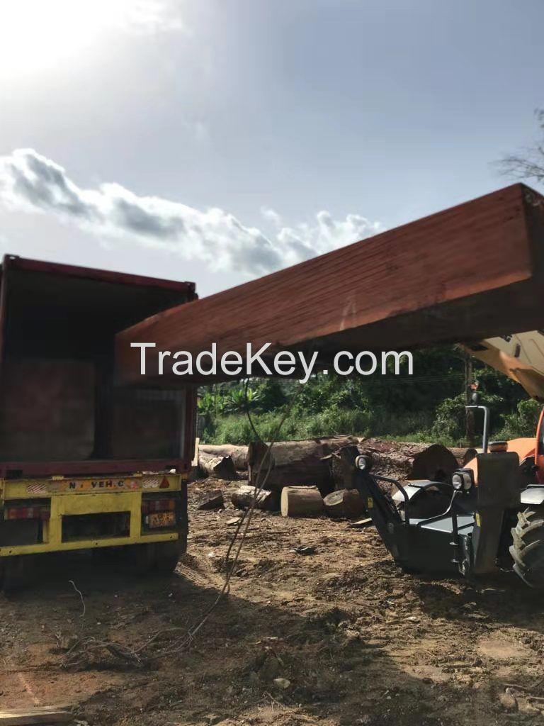 Africa wood