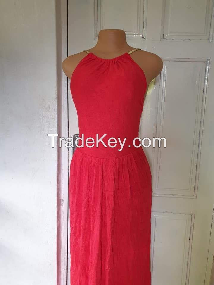 Summer fashion gowns