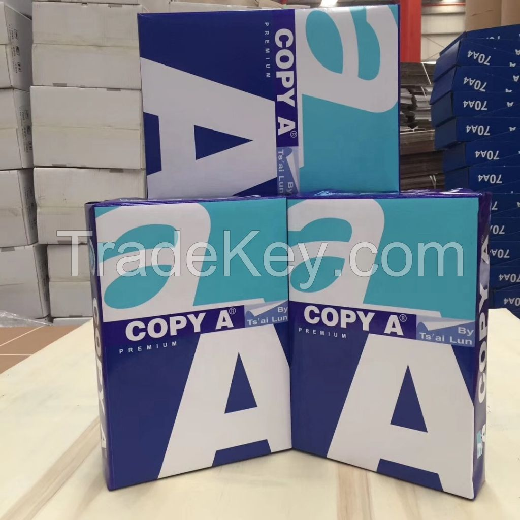 Hot Selling Double A4 Printing Paper Office A4 Paper 80g 70g With High Quality Cheap Price