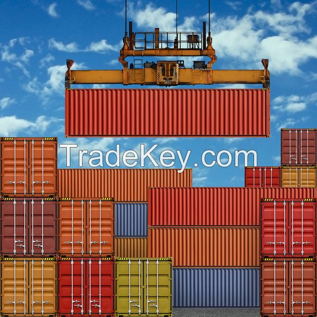 Buy Cheap 20 and 40 Feet Shipping Container wholesale exporters