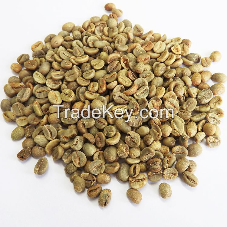 Premium Unroasted Arabica Coffee From Africa