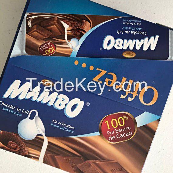 Chocolate Bars and paste ;Premium Quality