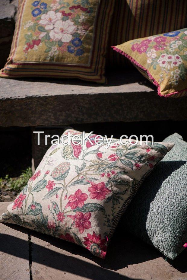 Handmade fabric, Homespun, Handwoven, Upholstery, Handloom, cushion cover fabric