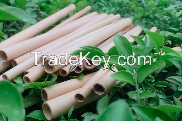 Vietnam Dried Bamboo Drinking Straws