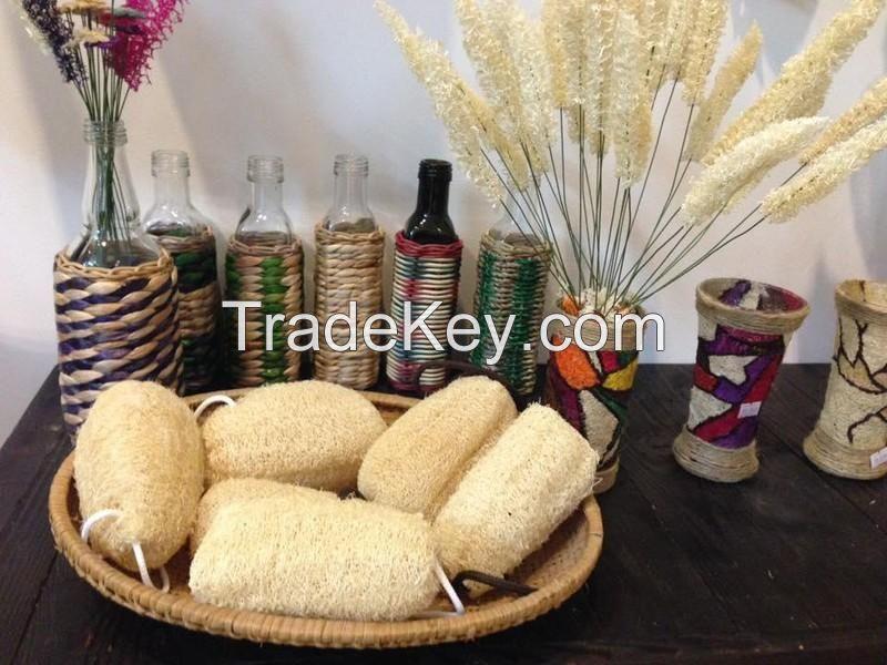 Organic Loofah Bath Sponge