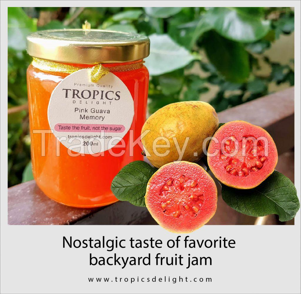 Tropics Delight Jams
