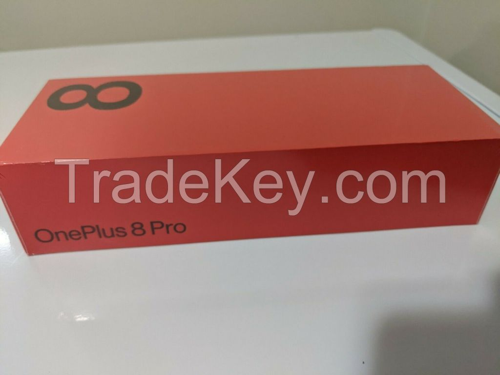 OnePlus 8 Pro - 256GB/ 12GB RAM - Brand New sealed Onyx Black IN2025 Unlocked