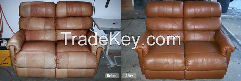 Leather Repair, Vinyl Restoration and Plastic Repair in Eau Claire, WI