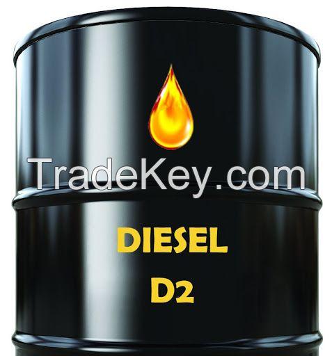 Gas Oil D2 Diesel