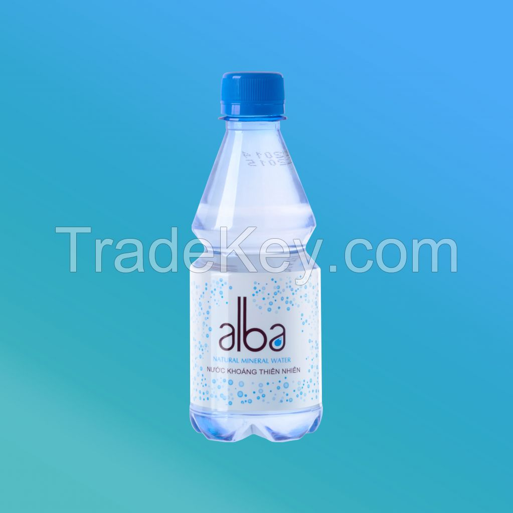 350ml Still Alba Mineral Water Vietnam High Quality