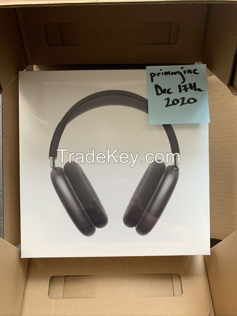 NEW Apple AirPods Max SPACE GRAY Headphones