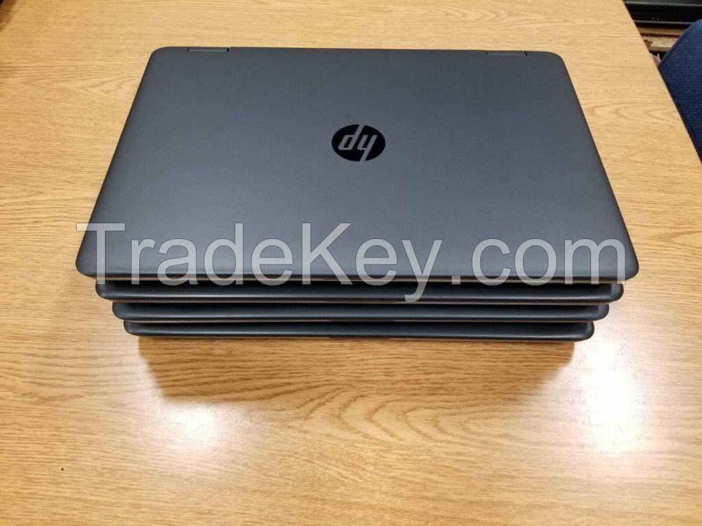 Lot Of 4 HP ProBook 650 G2 Core i7-6600U 16 GB Ram 256 - 512 SSD TOUCH SCREEN