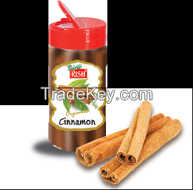 Cinnamon Sticks - Highest grade cinnamon in consumer packs