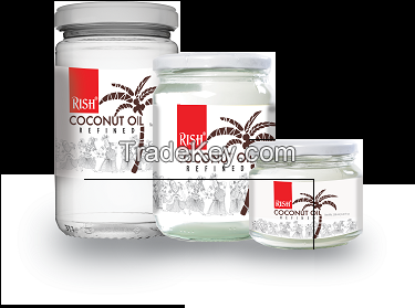 Organic Refined Coconut Oil - micro filtered