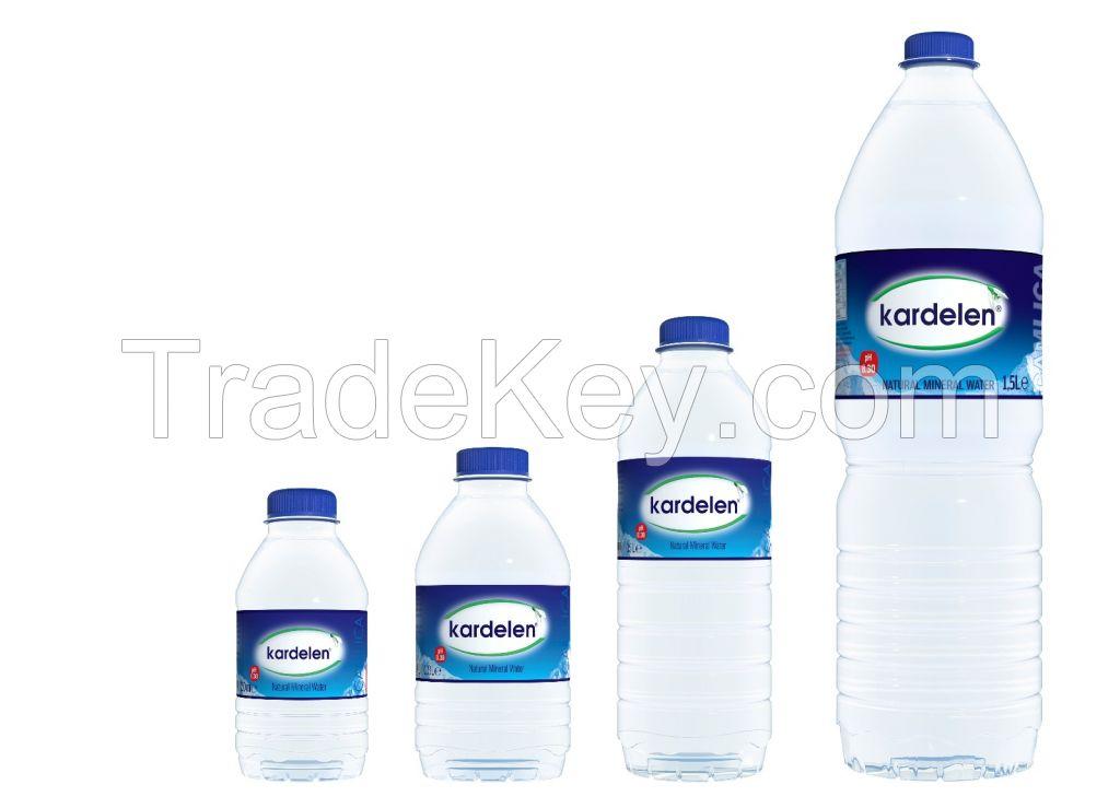 Kardelen Natural Mineral Water 500ml*24 Pcs.