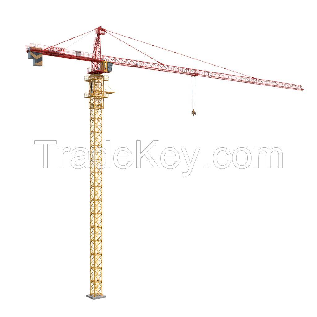 SYT80(T5710-6) Tower Crane