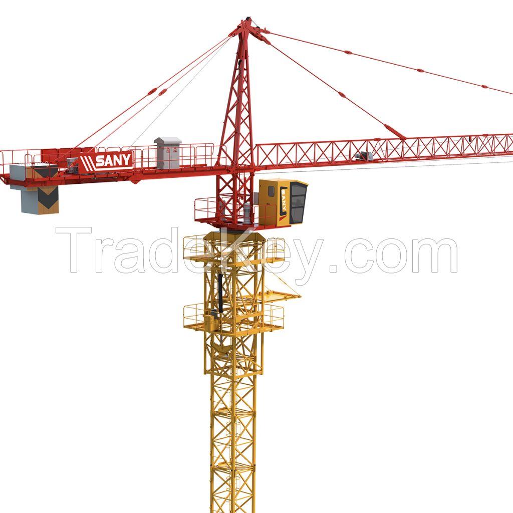 SYT125 (T6515-8) Tower Crane