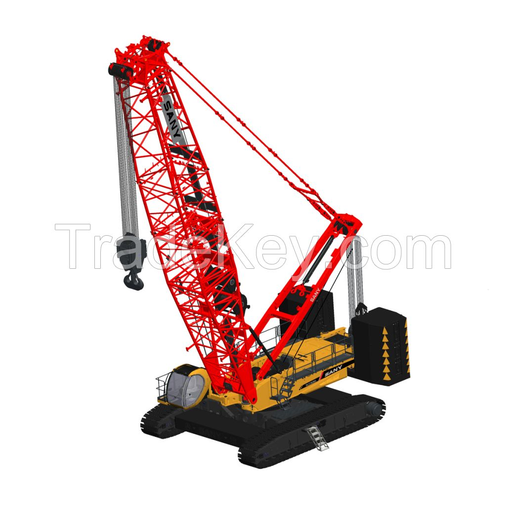 SANY Crawler Crane 286UST(260 Tons) Lifting Capacity