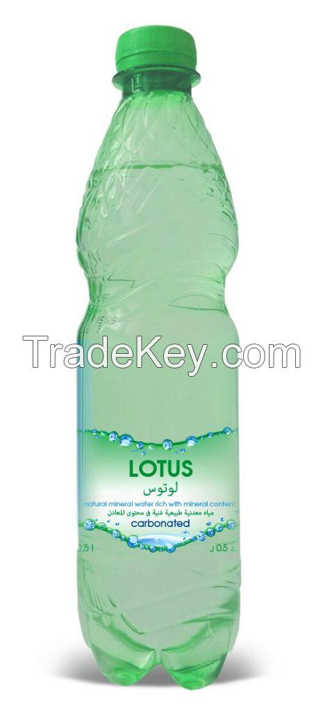 Carbonated Water Lotus