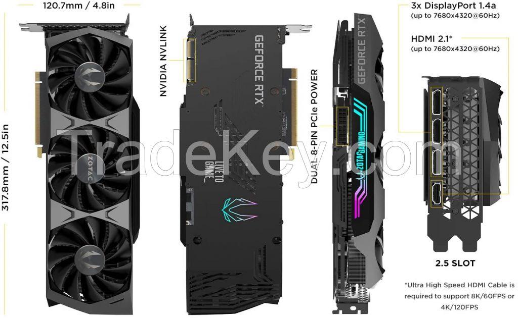 ZOTAC NVIDIA GeForce RTX 3090