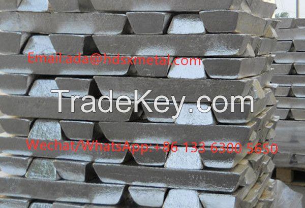 Magnesium Ingot Ingot New 2021 China Technology Production Pure Magnesium Alloy Ingot