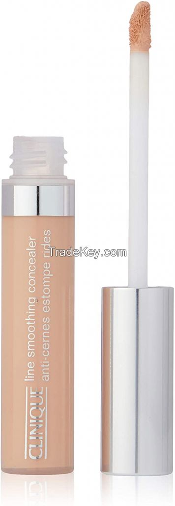 Clinique Line Smoothing Concealer Moderately Fair for Women, 0.28 Ounce