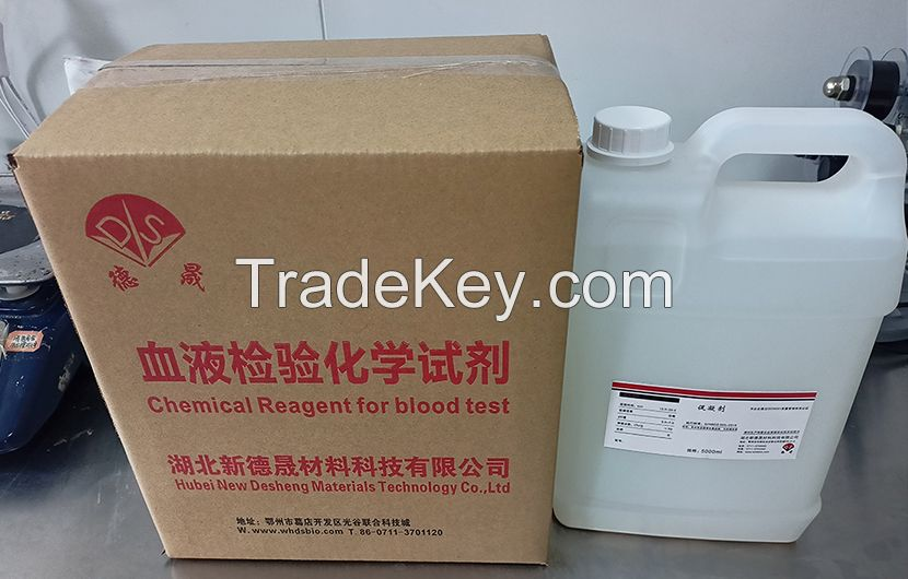 Blood coagulant for blood collection