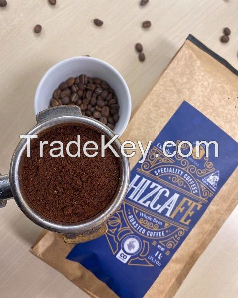 Colombian Whole Mid / Toasted Coffee