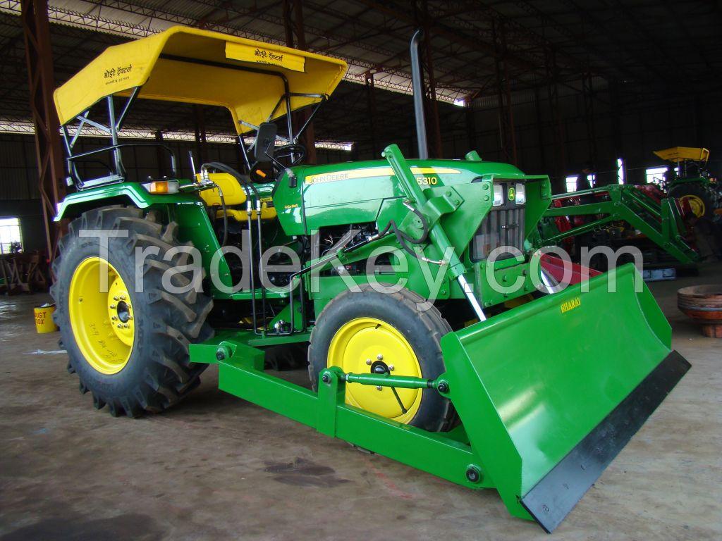 Tractor Loaders, Backhoe