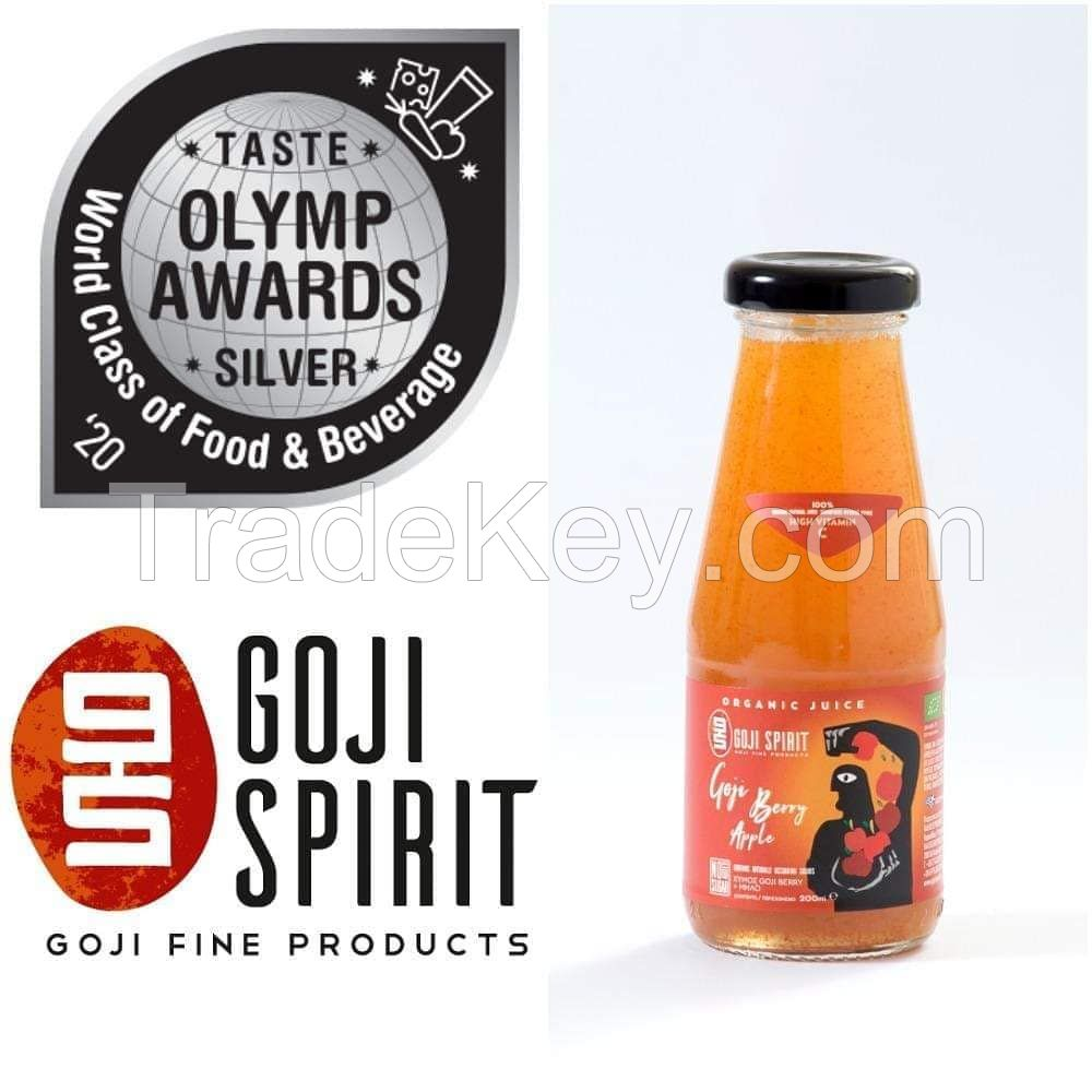 Juice Organic Goji Berry and Apple