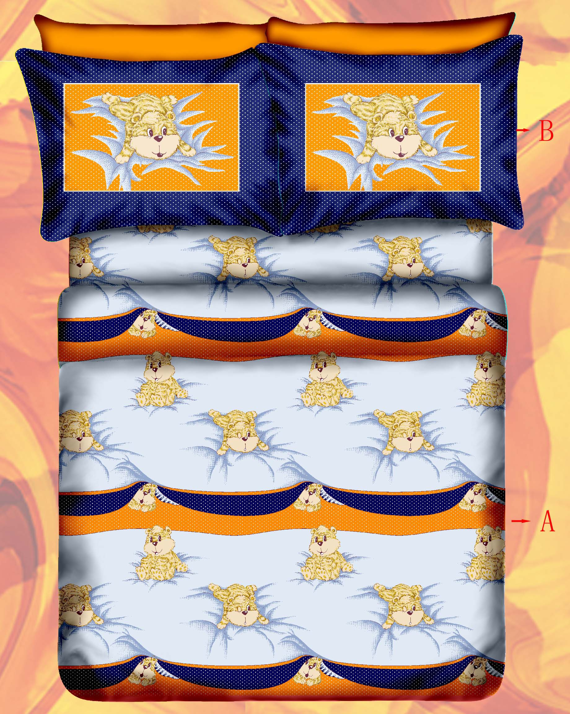 Printed BEDDINGS