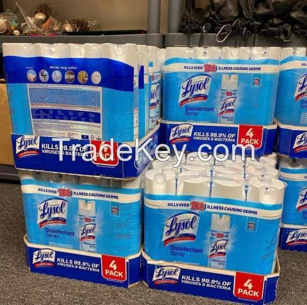 Best Product Lysol- Crisp- Linen- Disinfectant- Spray - 19 fl oz 2ct
