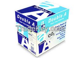 A4 copy paper 210*297mm 80gsm 100% virgin wood pulp A4 copy paper