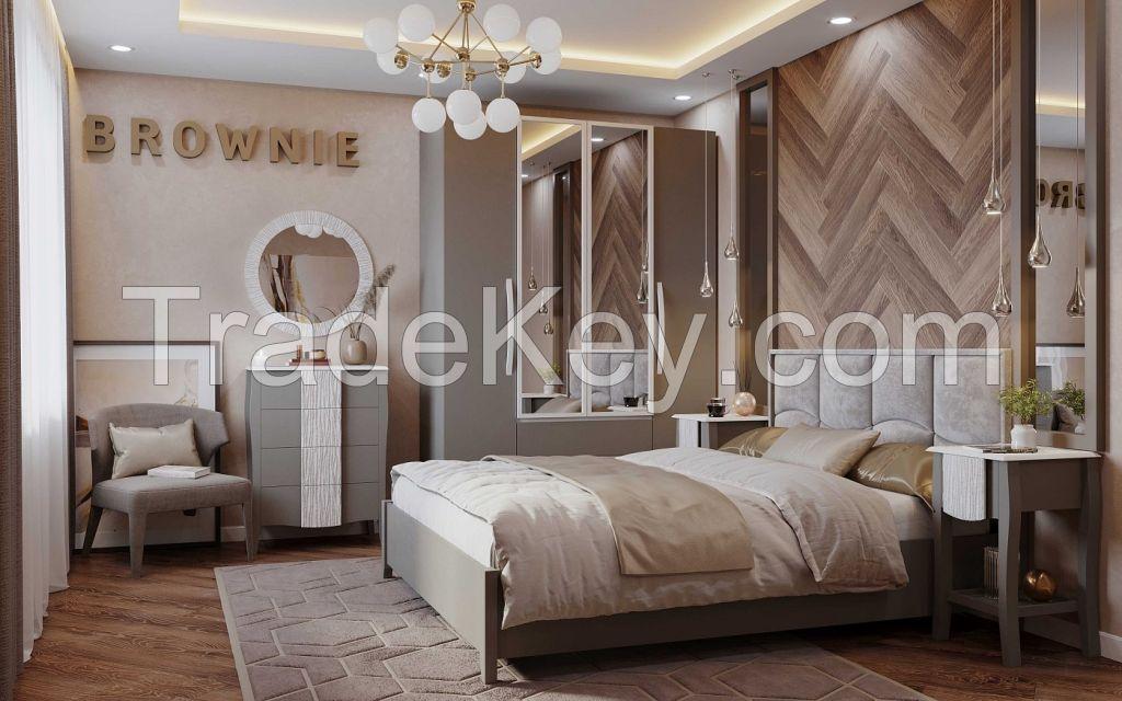 Brownie Bedroom Set