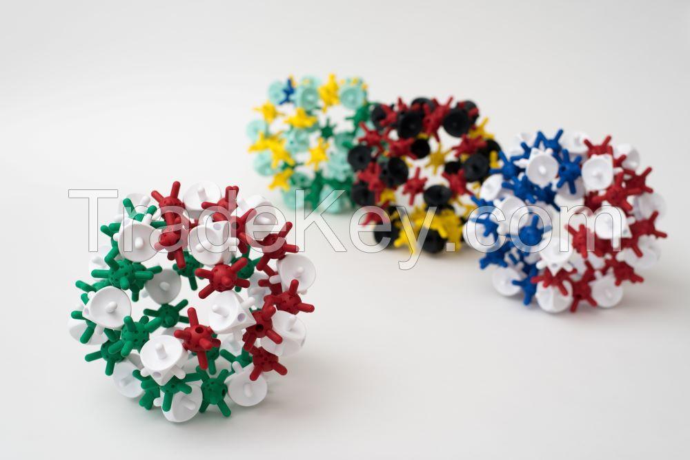 Tsunotsuno educational block toy