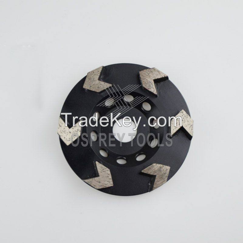 Diamond Grinding Cup Wheels