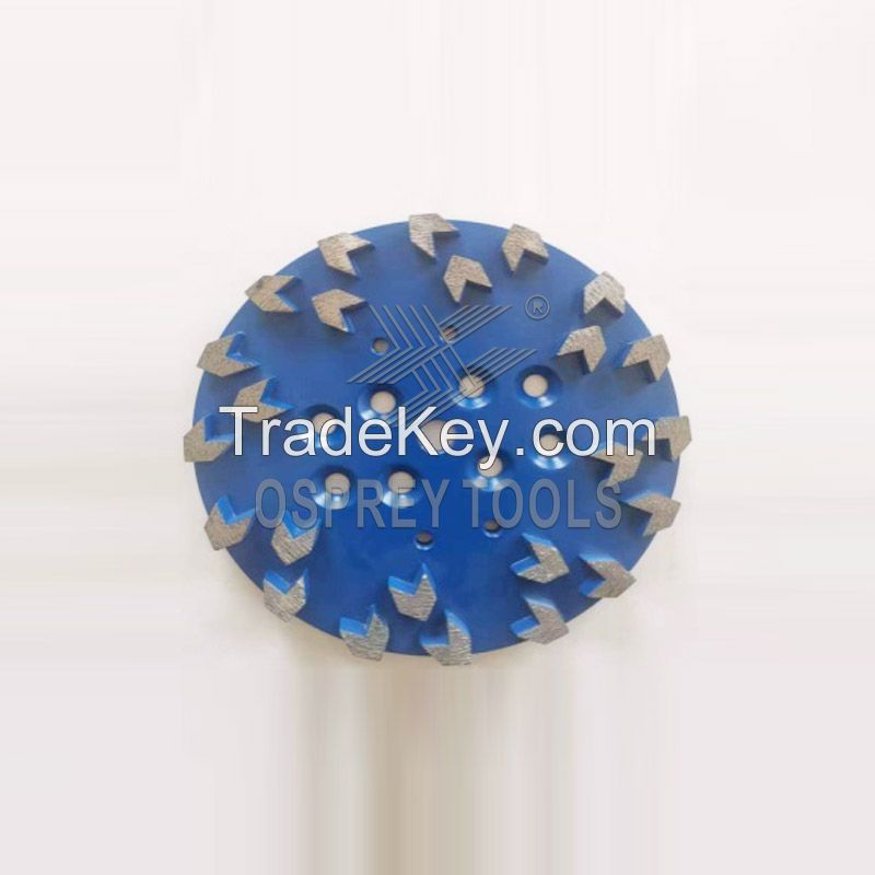 Diamond Grinding Plate