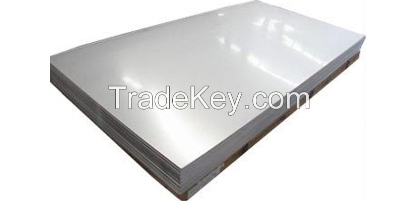 Satinless Plates and  Stainless Sheets