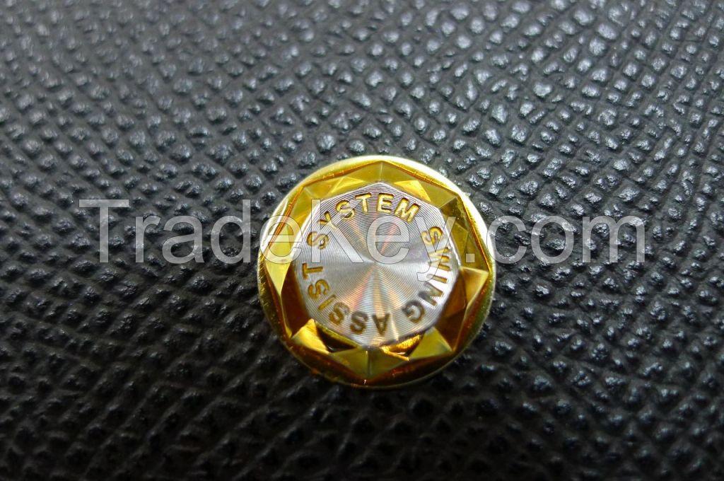 Emblem/Badge For Golf Club head