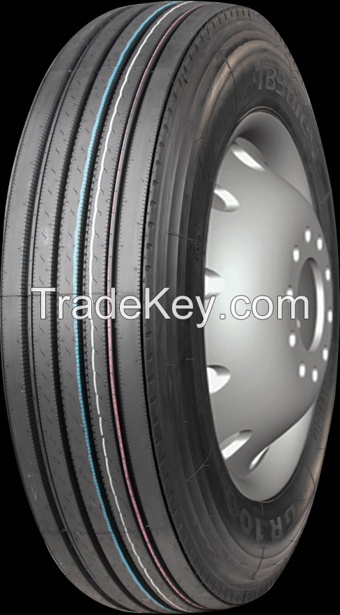 Tires; Truck and Bus Radial Tires, TBR