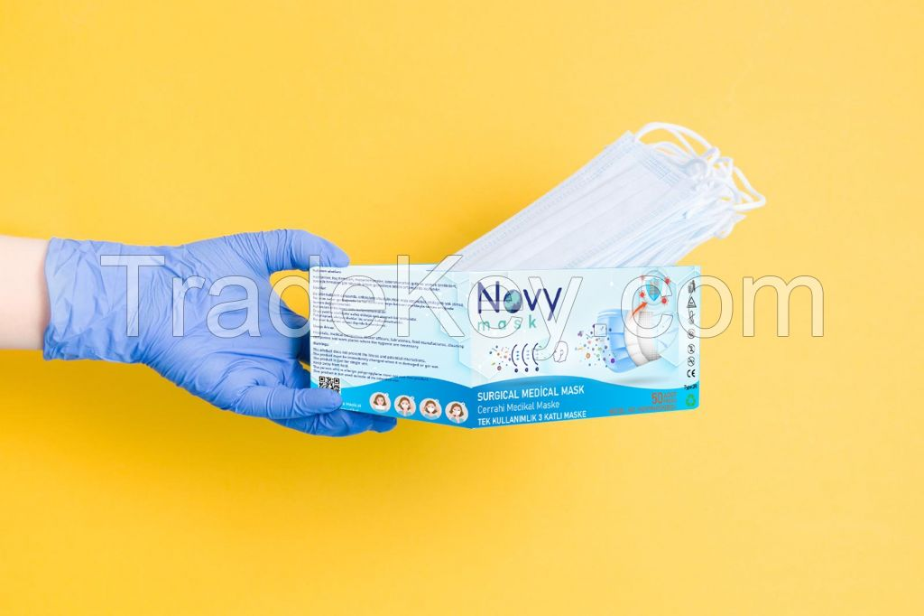 3 Ply Mask - Surgical Mask