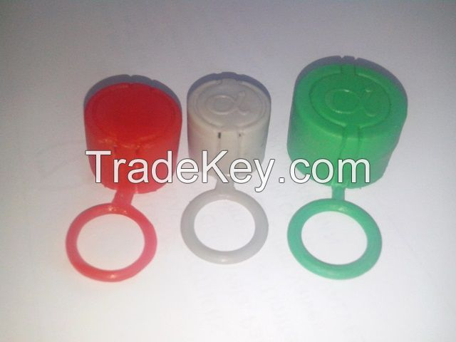 Plastic seals for LPG Cylinder valves 20mm, 21mm and 22mm